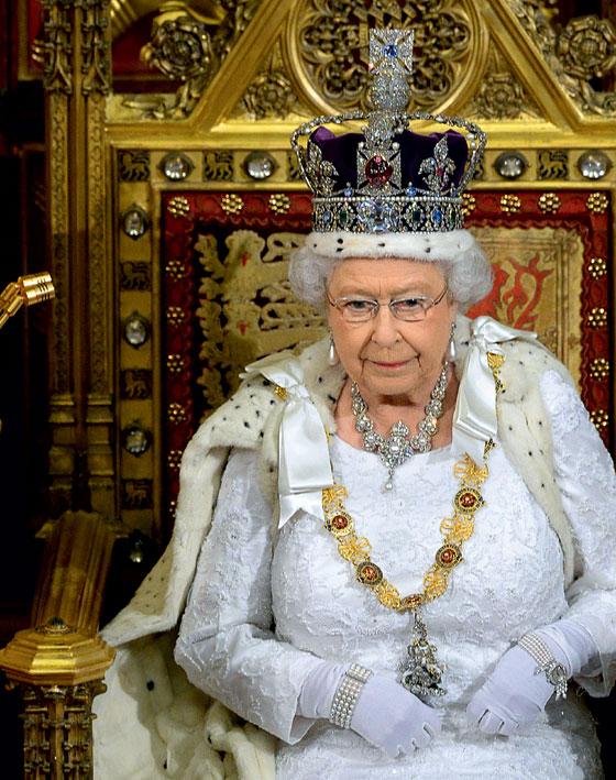 Фото №1 - 14 корон современных монархий