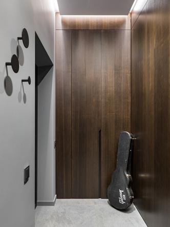 Фото №13 - Квартира 44 м² с мужским характером в Минске