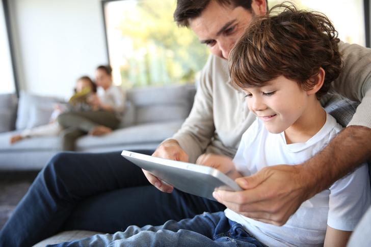 Фото №1 - Увлечение ребенка он-лайн играми помогает в изучении английского языка