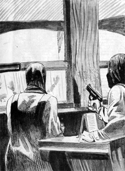 Фото №2 - Май Шевалль, Пер Вале. Запертая комната