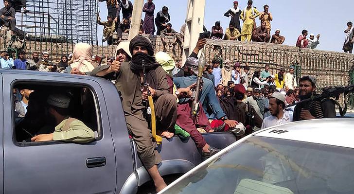 Фото №1 - Как выглядит сейчас захваченный талибами Афганистан (галерея)