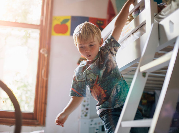 Фото №4 - Как правильно обустроить детскую комнату