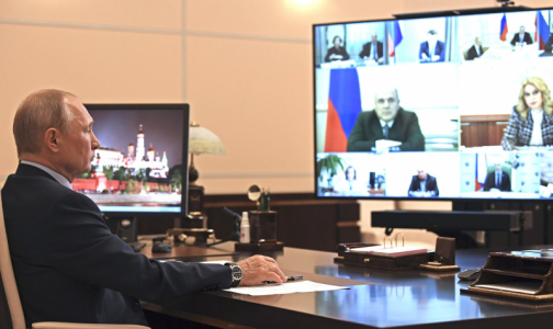 Фото №1 - Глава Роспотребнадзора заявила о выходе страны на плато, Путин - о второй волне