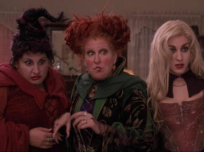 Фото №1 - Как организовать вечеринку на Хэллоуин