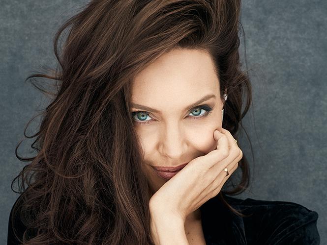 Фото №3 - Анджелина Джоли: «Для меня это совершенно новый опыт»