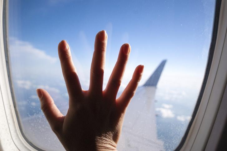 Фото №1 - Британцы больше остальных европейцев боятся летать