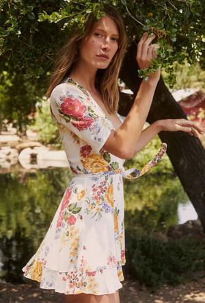 Фото №7 - Загородная романтика: 15 летних платьев в пасторальном стиле