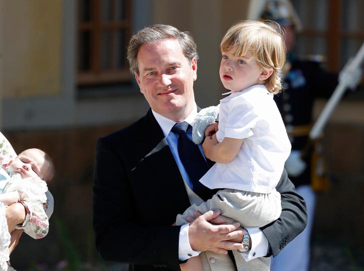Фото №2 - Как проходило крещение шведской принцессы Адриенны
