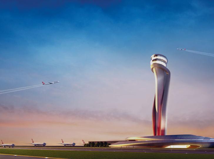 Фото №1 - Турецкие авиалинии: глобальный переезд