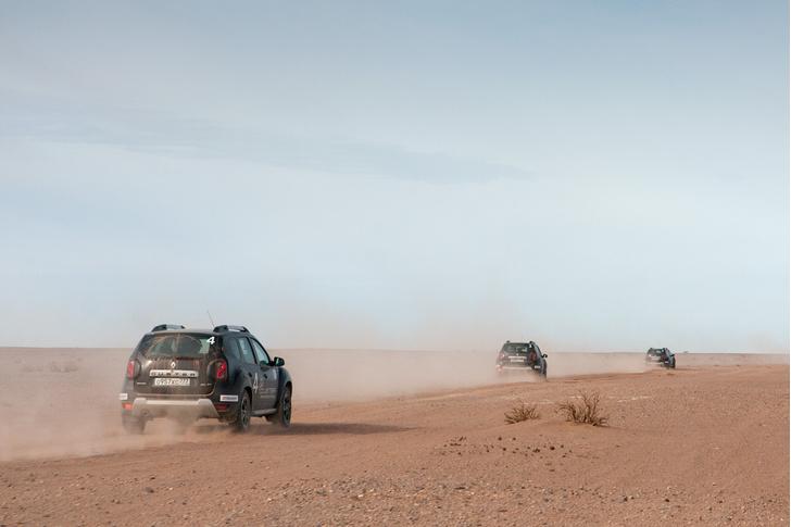 Фото №6 - Renault Duster: до Сахары подбросишь?