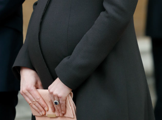 Фото №3 - Герцоги Кембриджские все еще не знают пол своего третьего ребенка