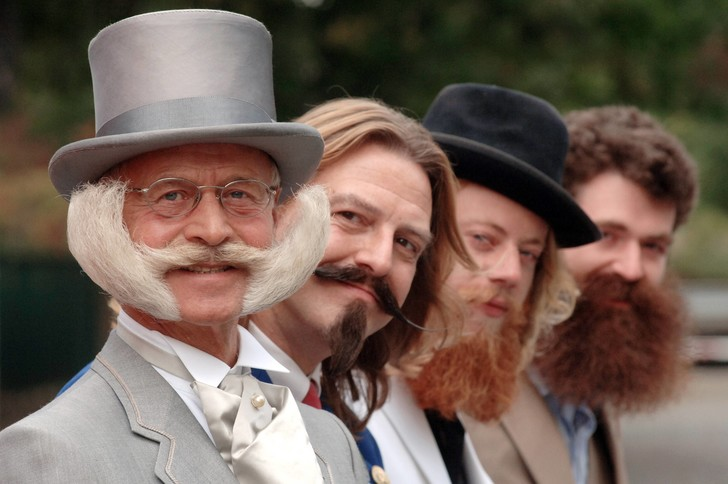 Фото №1 - Дело в бороде: 7 удивительных рекордов от экстравагантных бородачей