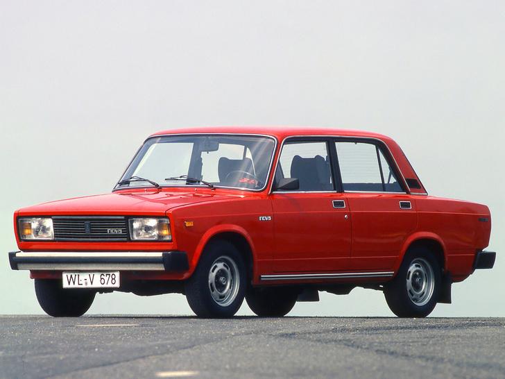 Фото №1 - Как назывались экспортные версии советских автомобилей