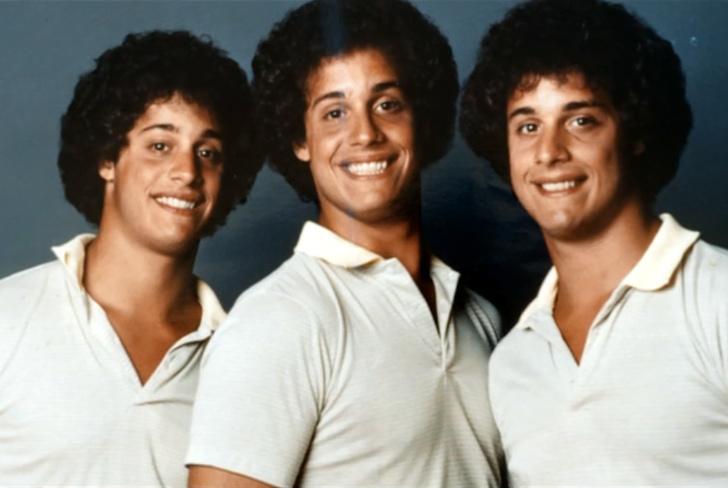 Фото №3 - Как тройняшки, разлученные в детстве ради эксперимента, случайно нашли друг друга в 19 лет