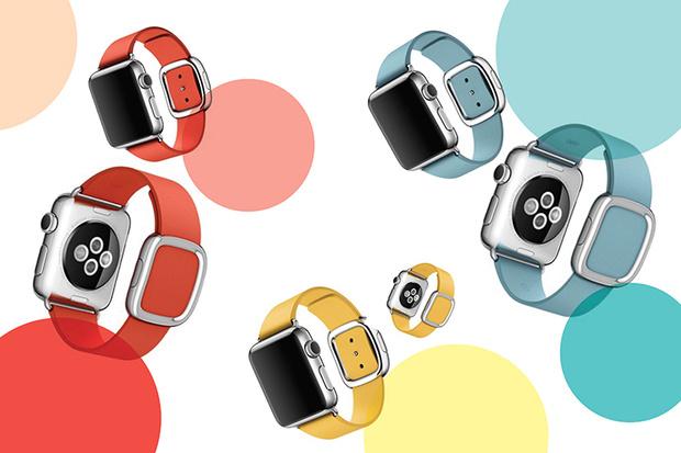 Фото №1 - Топ-7: Ремешки для Apple Watch