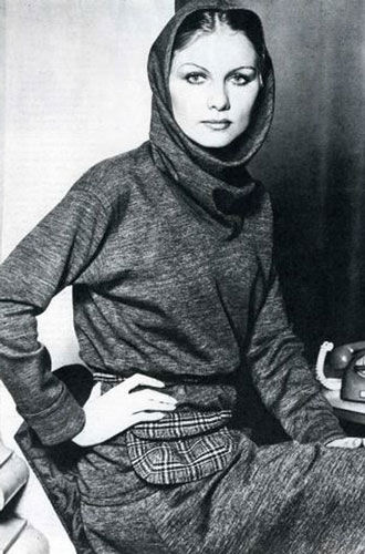 Фото №14 - Красные королевы: судьба самых ярких советских манекенщиц