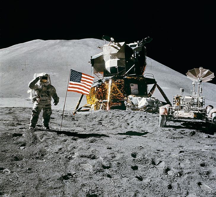 Фото №1 - Почему люди больше не летают на Луну?