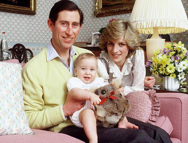Фото №7 - Принц Уильям: история в фотографиях