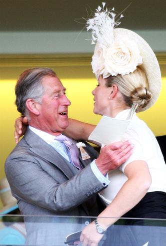 Фото №5 - Как Зара Тиндолл стала для принца Чарльза дочерью, о которой он всегда мечтал