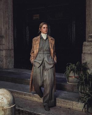 Фото №4 - Безупречный пошив: как Giuliva Heritage стали одним из лидеров итальянской классики