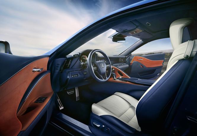 Фото №2 - Lexus LC500 думает за вас