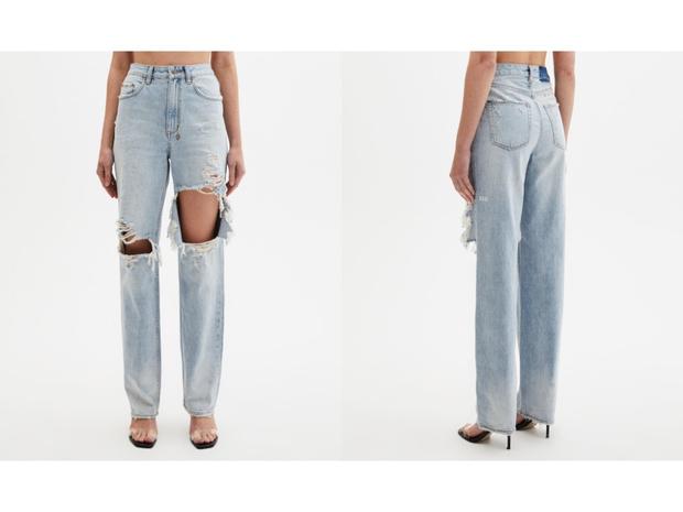 Фото №7 - У каких марок искать джинсы для высоких девушек?