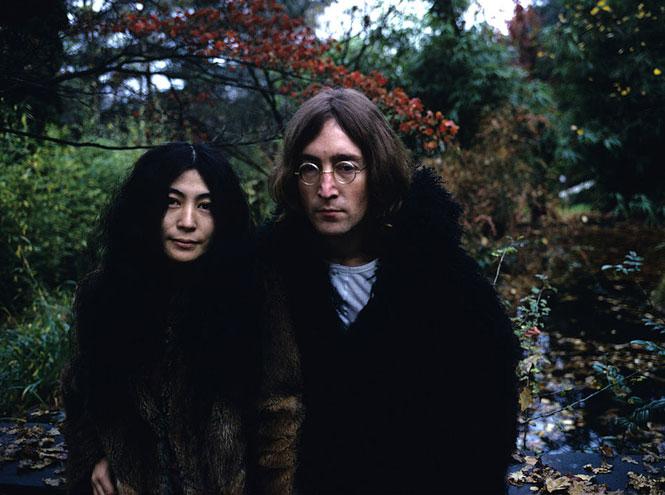 Фото №4 - Одна душа на двоих: история любви Джона Леннона и Йоко Оно