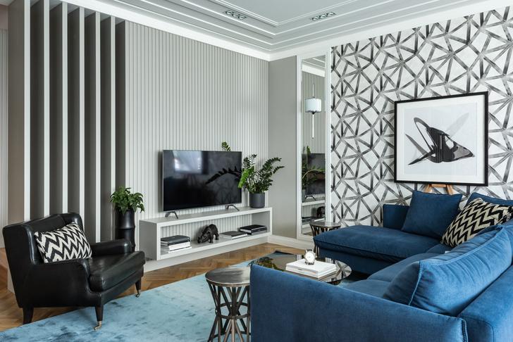 Фото №2 - Квартира 183 м² для семьи путешественников в Екатеринбурге