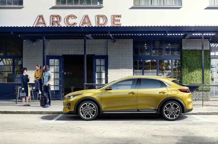 Фото №2 - Кроссовер, который не очень-то и кроссовер: Kia начинает продажи необычной новинки