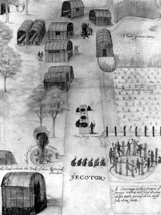 Фото №13 - Загадка Роанока: что случилось с колонией, бесследно изчезнувшей более 400 лет назад