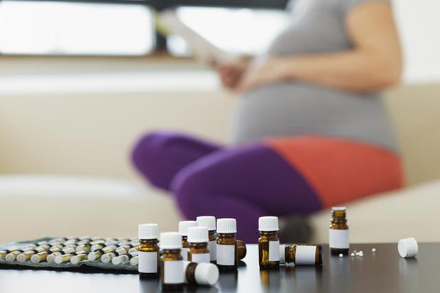 Фото №1 - Гомеопатия при беременности