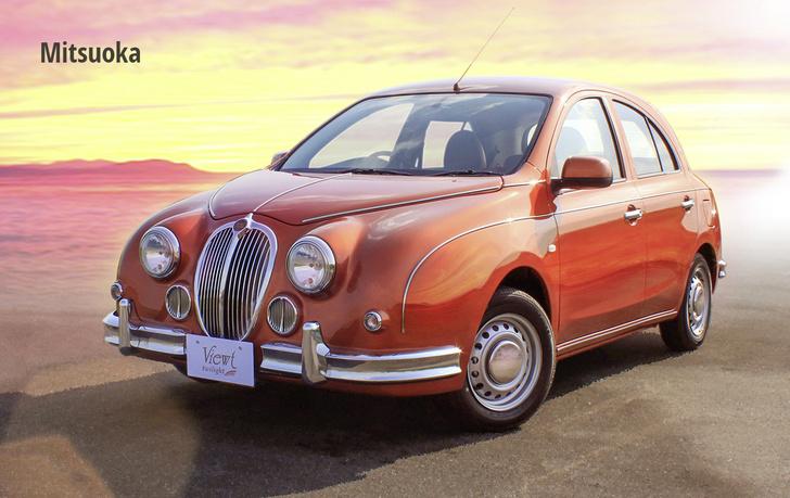 Фото №6 - Как купить необычную машину и во сколько это обойдется: Morgan, Polestar, TVR, Alpine и другие уники