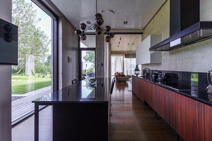 Фото №7 - Брутальный дом в Таллине с элементами стимпанка