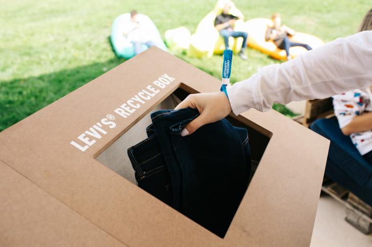 Фото №2 - Levi's запустилпрограмму по переработке денима