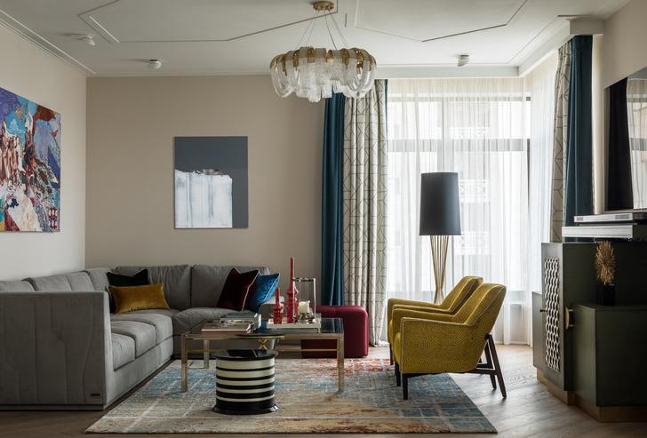 Фото №3 - Квартира 170 м² для красивой харизматичной пары