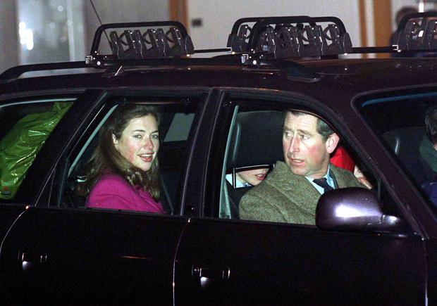Фото №2 - Темная Мэри Поппинс: что за женщина чуть не заменила Чарльзу жену, а Гарри и Уильяму мать при живой Диане