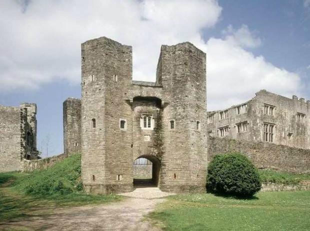 Фото №14 - Дом с привидениями: 6 самых мистических замков Великобритании