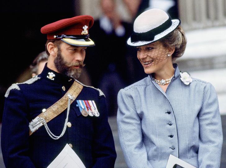 Фото №20 - Виндзорская нахалка: гордость и предубеждение принцессы Майкл Кентской