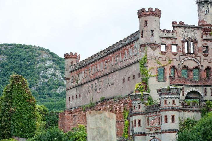 Фото №6 - Еще 5 живописных заброшенных сооружений