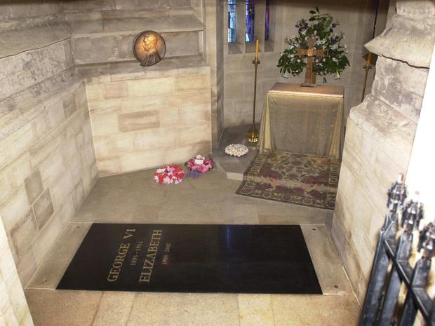 Фото №12 - От королевы Виктории до принцессы Дианы: где похоронены члены королевской семьи