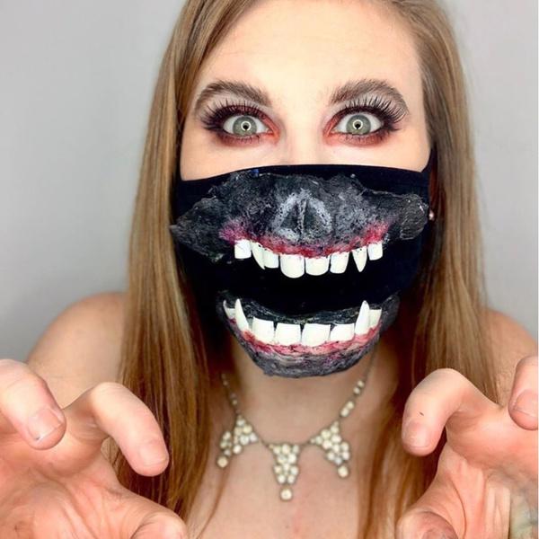 Фото №22 - 20 костюмов на Хэллоуин, которые можно носить с маской