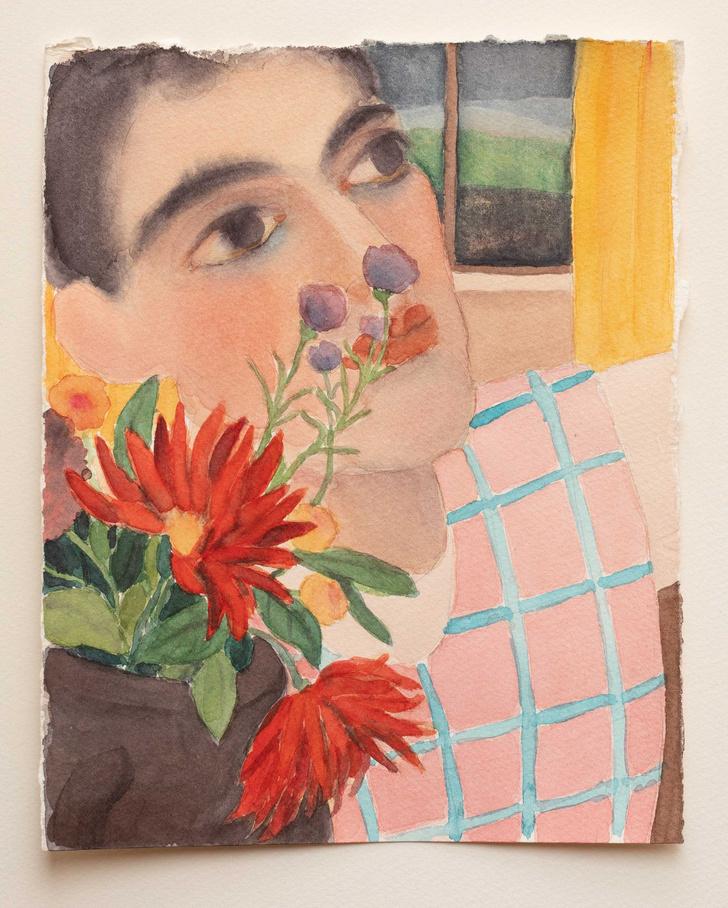 Фото №3 - «Позвони мне завтра»: выставка Ахмата Биканова в галерее «Сцена»