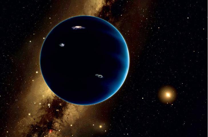 Фото №1 - Тайна девятой планеты