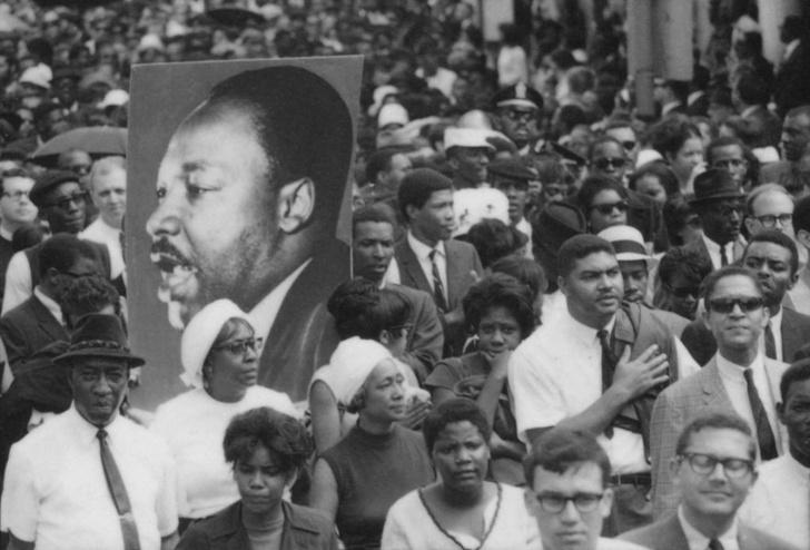 Фото №6 - «У меня есть мечта»: как священник боролся за права афроамериканцев