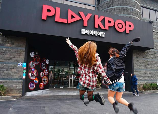 Фото №4 - Музей кей-попа, в котором можно потанцевать с любимым айдолом