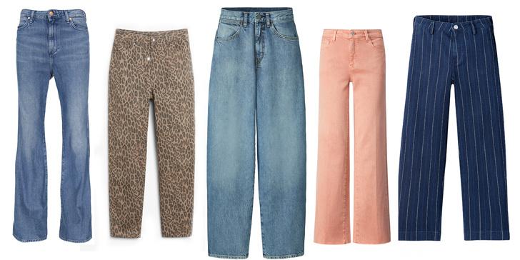 Фото №3 - Вишлист: 5 пар джинсов, которые заменят немодные скинни