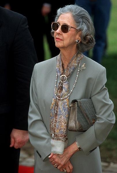 Фото №52 - Вне возраста: стильные приемы европейских аристократок (и аристократов)