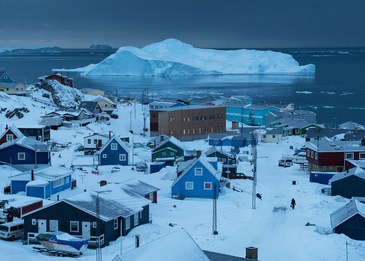 Фото №1 - Wall Street Journal: Трамп хочет купить Гренландию