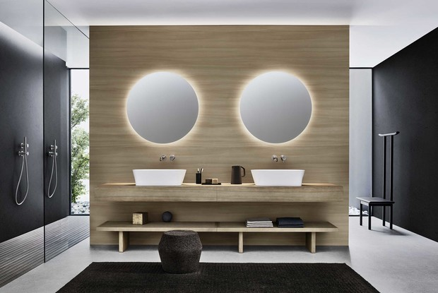 Фото №4 - Ванная комната в стиле джапанди