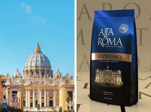 Фото №3 - Итальянская мечта: вспоминаем теплый и солнечный Рим за чашкой кофе Alta Roma
